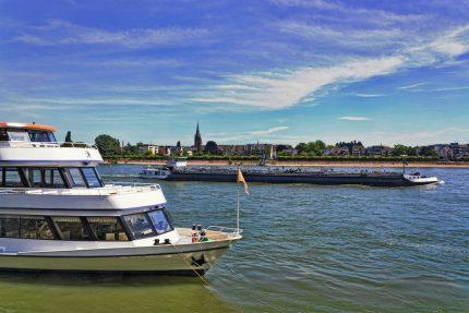 Bonn Rhein Schifffahrt