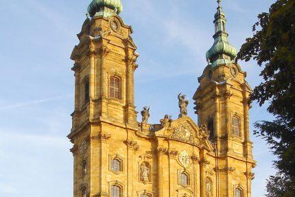 Wallfahrtskirche / Basilika Vierzehnheiligen