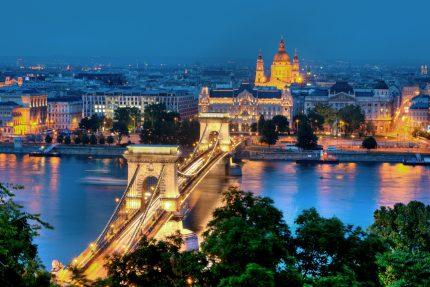 7 Tage Passau - Linz - Wien - Budapest