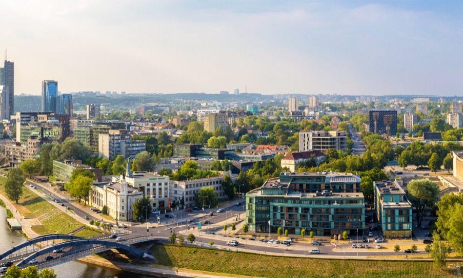 Baltikum Vilnius - Litauen