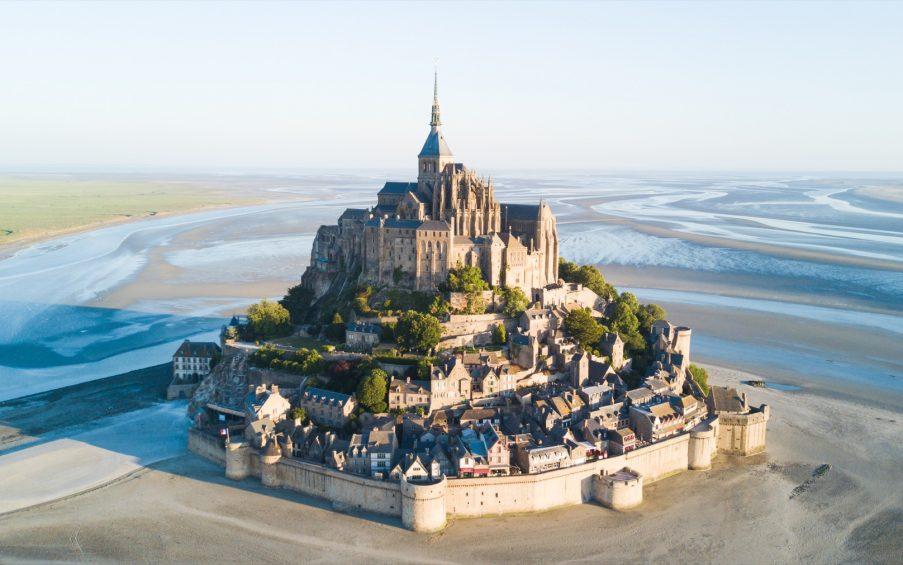 Normandie Le Mont Saint-Michel