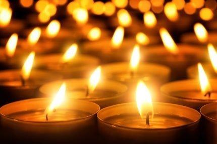 Kerze Beten Wallfahrt Pilgertour