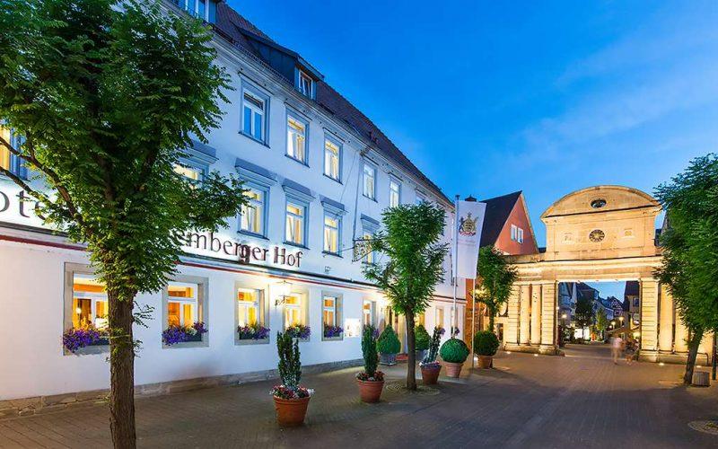 BUGA 2019 Öhringen Hotel